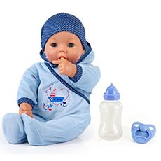Bayer Design Spiel- und Baby Puppe