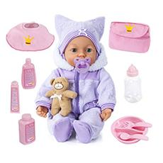 Bayer Design Puppe für Babys im Test