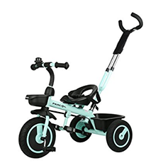 Fascol Kinder Dreirad Testsieger