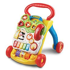 Vtech Baby 80-077074 - Spiel- und Laufwagen Test