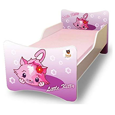 BFK Little Kitty Kinderbett Test