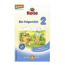Holle Bio-Folgemilch 2