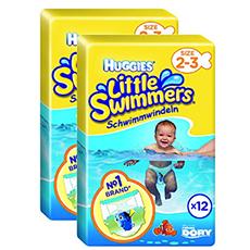 Schwimmwindel Test - Huggies Little