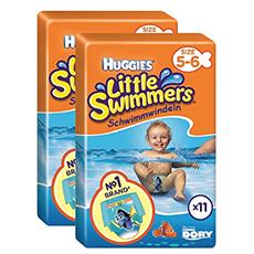 Huggies Little Swimmers Schwimmwindeln Testsieger