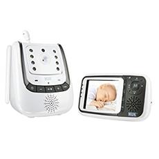 NUK Babyphone mit Kamera Eco Control+