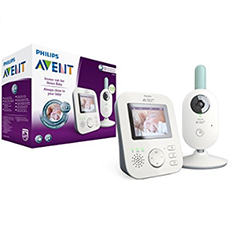 Philips Avent SCD620:01 Babyphone mit Kamera Testsieger