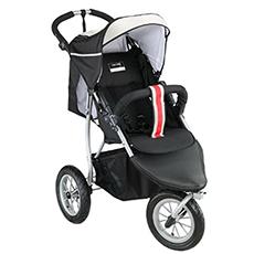 Knorr-Baby Jogger Kinderwagen im Test